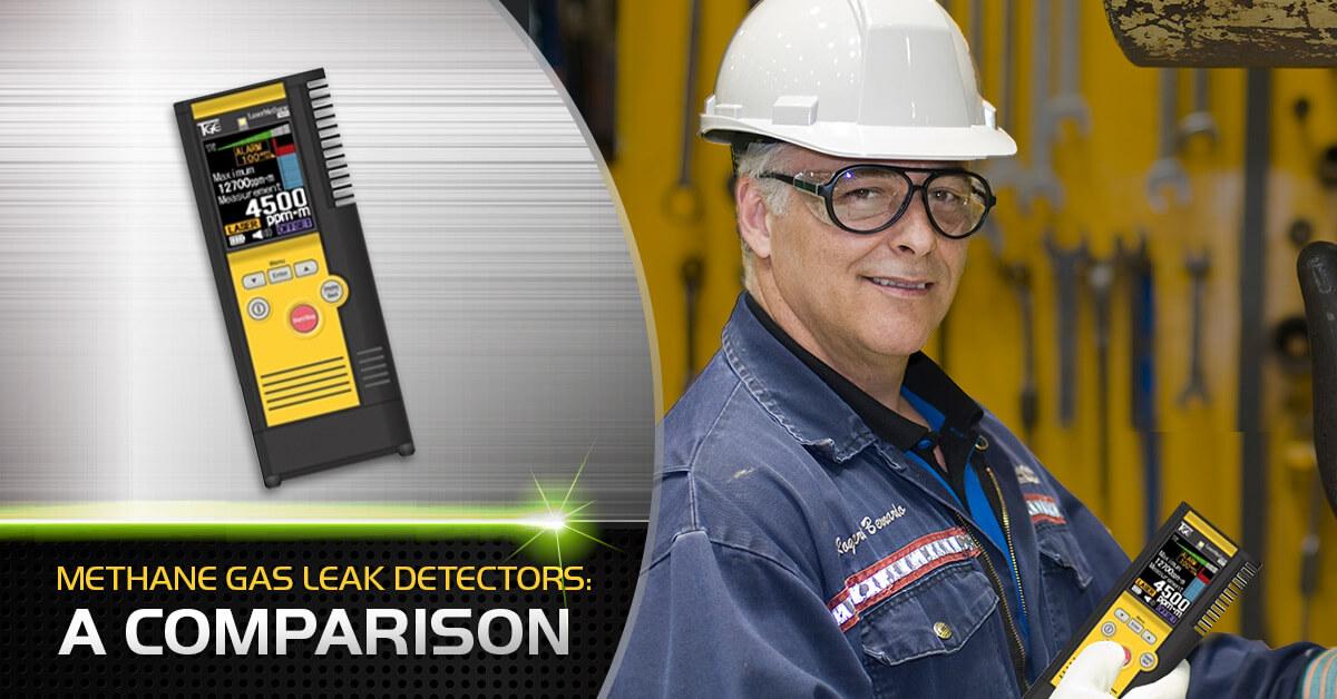Methane Gas Leak Detectors